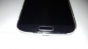 Abgelöstes Glas bei Galaxy S4
